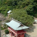隣には、伝統ある今山八幡宮があります
